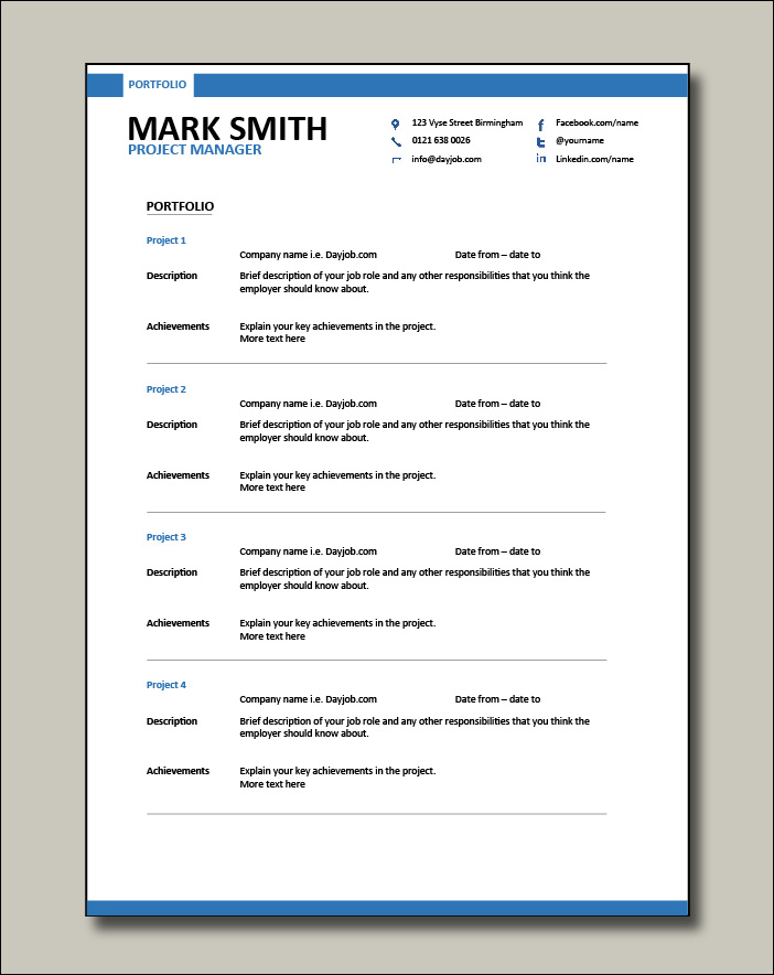 Project-Manager-modern-portfolio-template-1