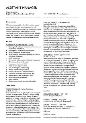 You can personalise this CV template and make it your very own.