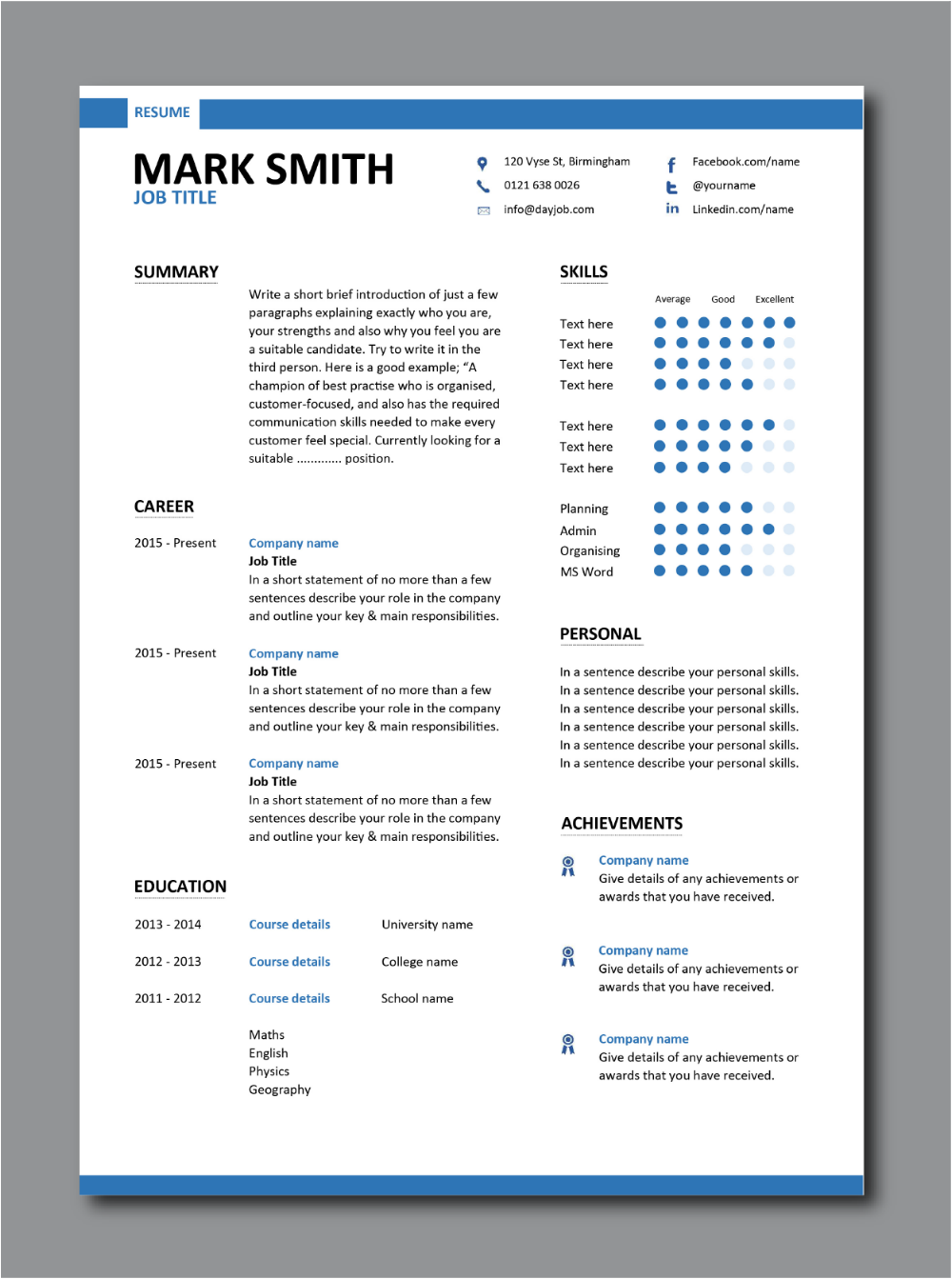 latest cv template designs  resume  layout  font  creative