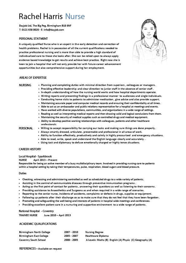 nurse template 2