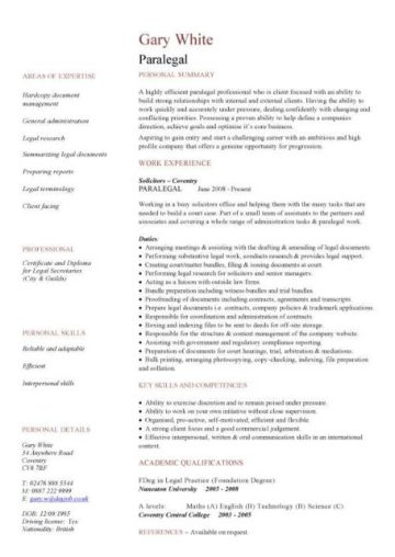 use these legal cv templates to write a effective resume to show off your law and probate skills