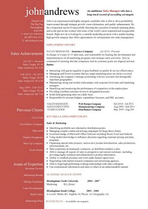 pic_sales_manager_resume_template_1-1-1 Sales Resume Format Free Download on