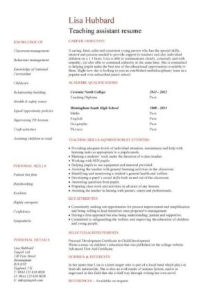 Resume Template No Work Experience College Cnc Machine Operator