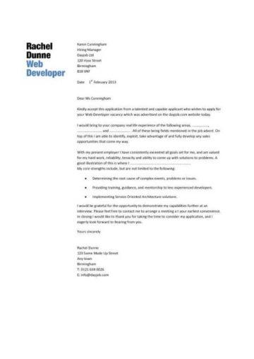 Web developer resume, example, CV, designer, template, development ...