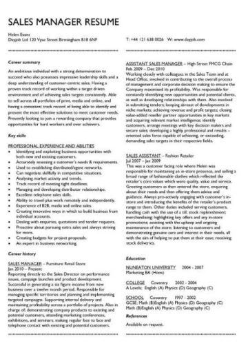 pic_sales_manager_resume_sample