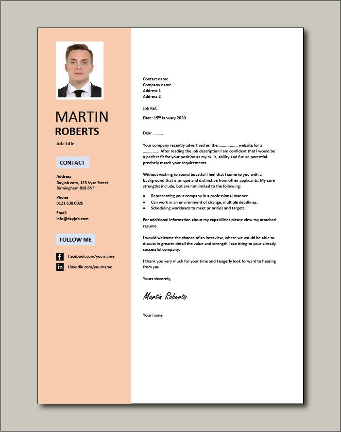 cover letter example 33
