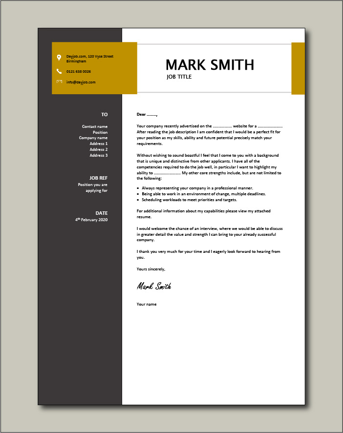 cover letter example 37