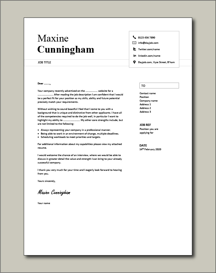 cover letter example 41