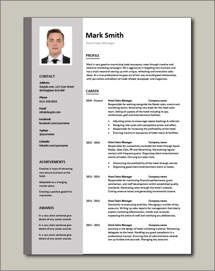 Resume and cv writing service executive